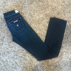 Hudson Jeans only worn twice! Perfect condition!!